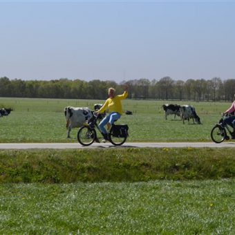 Coronaproof uitje toertocht met solex in Drenthe - Het Drents Kwartiertje - Solex Huren / Rijden - Dafje Huren / Rijden - Groepsactiviteiten, workshops, teambuilding en trainingen Drenthe