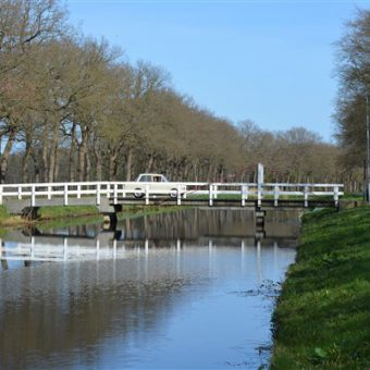 Moederdag cadeau; Daf rijden in Drenthe.