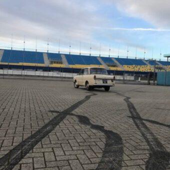 Daf toertocht maken en rondleiding bij TT circuit in Assen