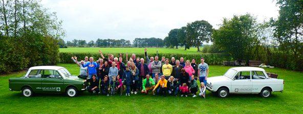 Daf uitje Friesland e1613397148254 - Het Drents Kwartiertje - Solex Huren / Rijden - Dafje Huren / Rijden - Groepsactiviteiten, workshops, teambuilding en trainingen Drenthe