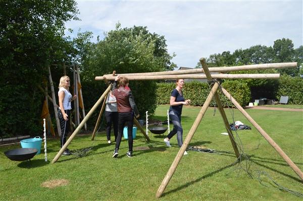 Drentse sceptalon 21 - Het Drents Kwartiertje - Solex Huren / Rijden - Dafje Huren / Rijden - Groepsactiviteiten, workshops, teambuilding en trainingen Drenthe