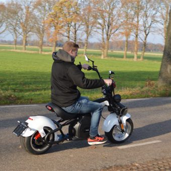E shopper Drenthe huren en rijden