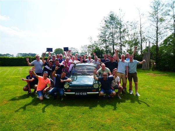 Groepsuitje Groningen 1 - Het Drents Kwartiertje - Solex Huren / Rijden - Dafje Huren / Rijden - Groepsactiviteiten, workshops, teambuilding en trainingen Drenthe