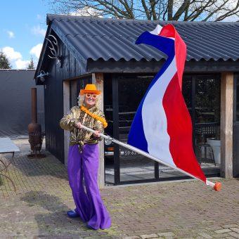 Koningsdag activiteiten in Drenthe