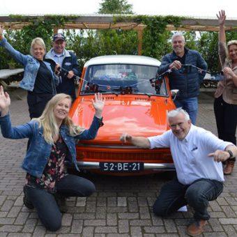 Koningsdag activiteit Drenthe - Het Drents Kwartiertje - Solex Huren / Rijden - Dafje Huren / Rijden - Groepsactiviteiten, workshops, teambuilding en trainingen Drenthe