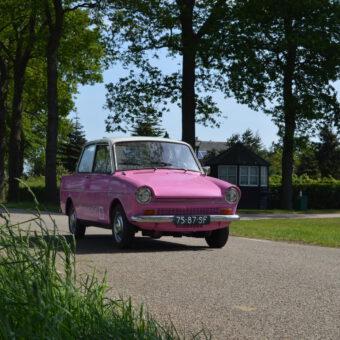 Solex en Daf rijden en huren in Drenthe