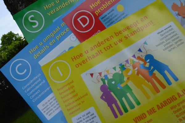Disc - Daadkracht, Interactie, Sociaal, Conformeel