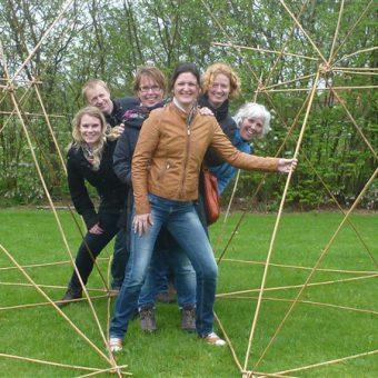 teamwork staat centraal tijdens dit uitdagende uitje in Drenthe.