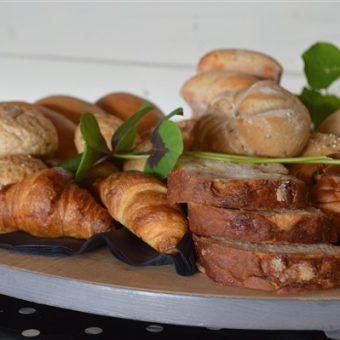Na de activiteit staat er een lekker lunchbuffet voor jullie klaar.
