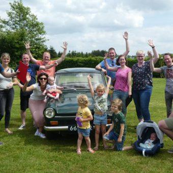 Familiedag in Drenthe organiseren? Gezellige locatie met volop activiteiten voor jong en oud.