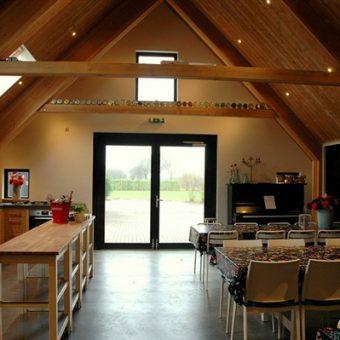 kookstudio Drenthe 9 - Het Drents Kwartiertje - Solex Huren / Rijden - Dafje Huren / Rijden - Groepsactiviteiten, workshops, teambuilding en trainingen Drenthe