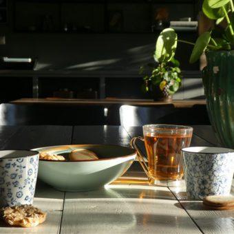 kopje koffie erbij groepsuitje Drenthe - Het Drents Kwartiertje - Solex Huren / Rijden - Dafje Huren / Rijden - Groepsactiviteiten, workshops, teambuilding en trainingen Drenthe