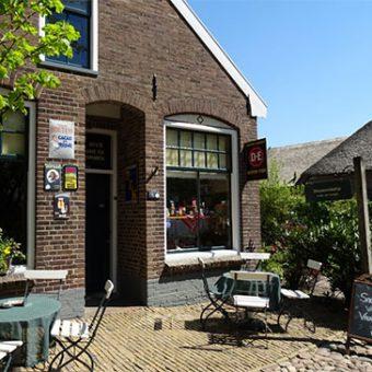 Personeelsuitje in Drenthe