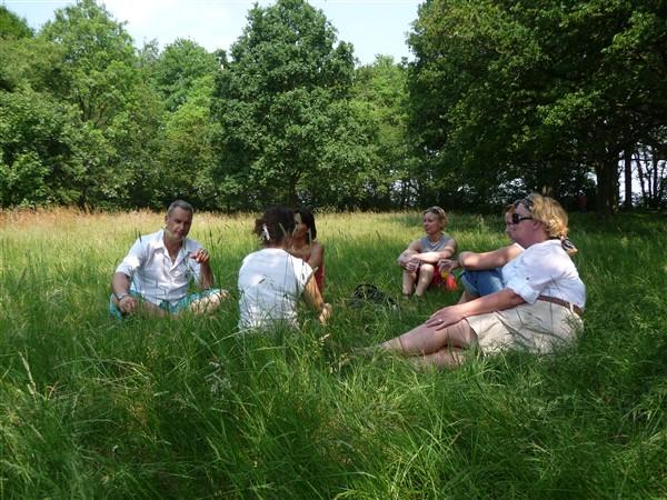 picknick 1 - Het Drents Kwartiertje - Solex Huren / Rijden - Dafje Huren / Rijden - Groepsactiviteiten, workshops, teambuilding en trainingen Drenthe