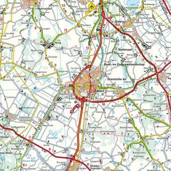 Spannende Daf puzzelrit bij Assen. De leukste manier om Drenthe te verkennen.