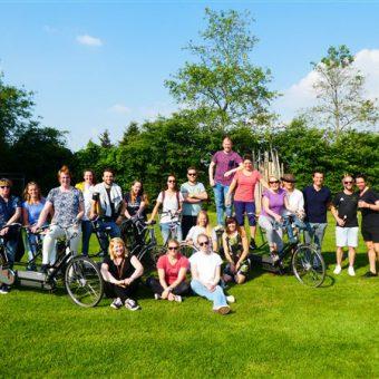 bedrijfsfeest Drenthe
