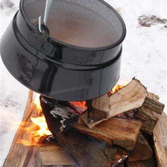 Winteruitjes bij het Drents kwartiertje.